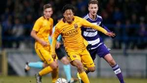 Barcelona Anderlecht Youth League