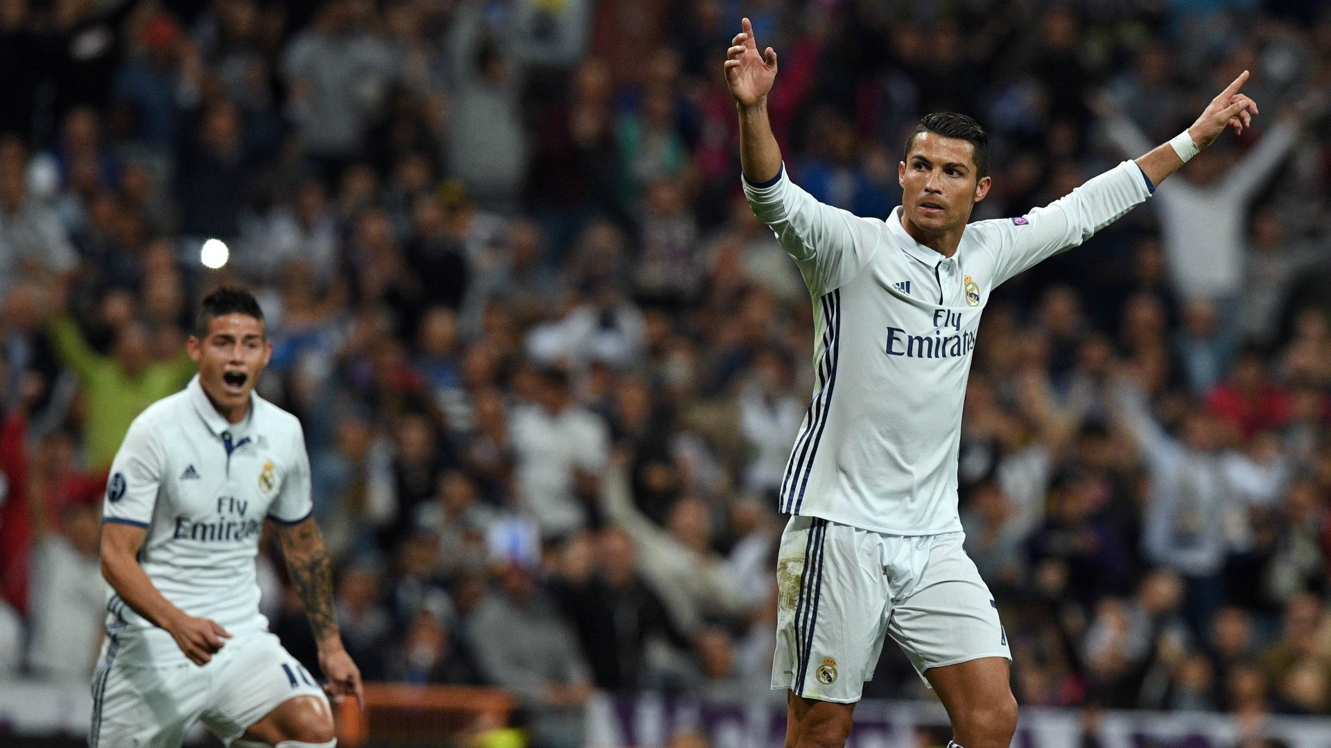 Cristiano Ronaldo Real Madrid Sporting CP 14092016