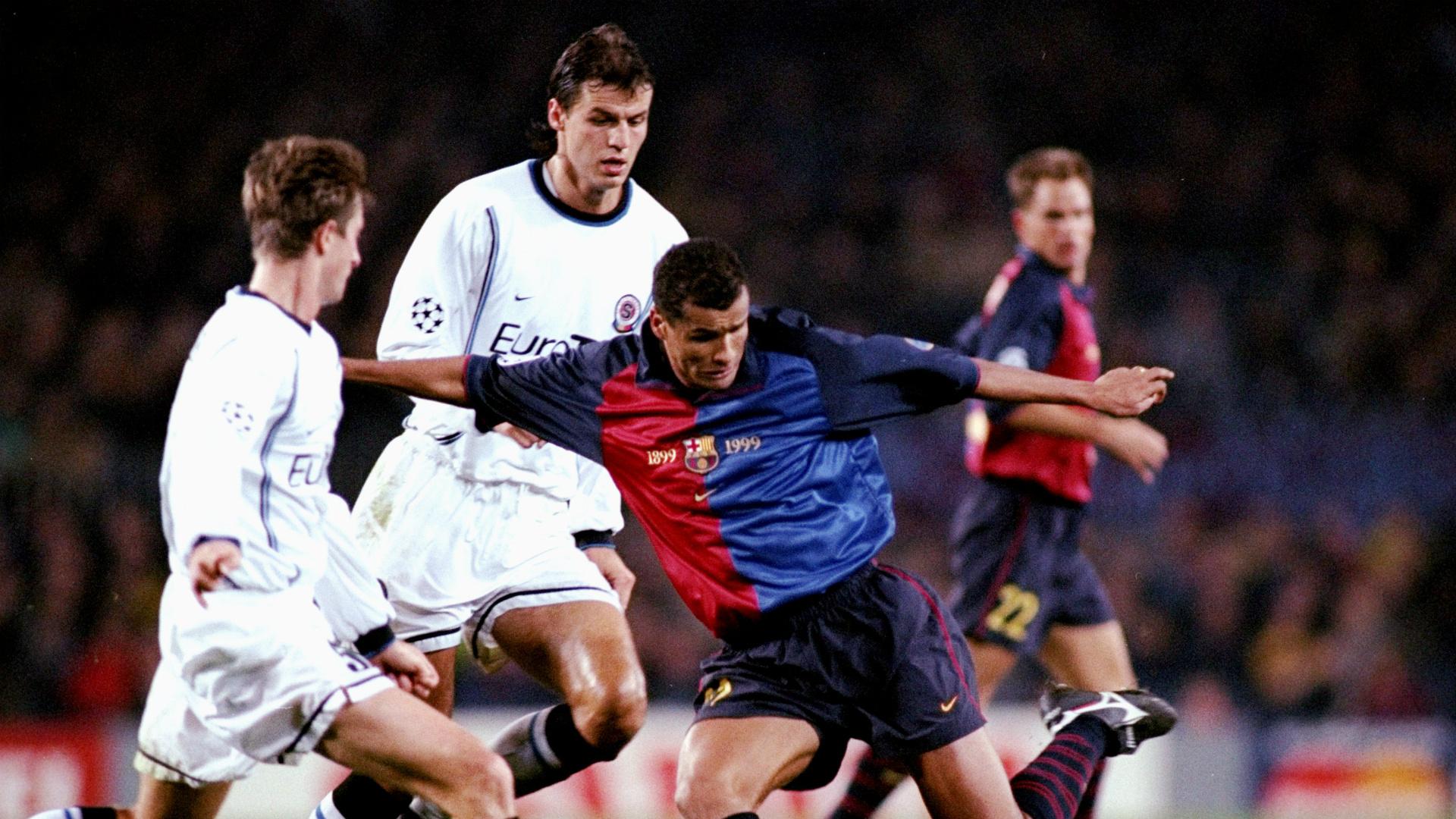 Rivaldo Barcelona 1999