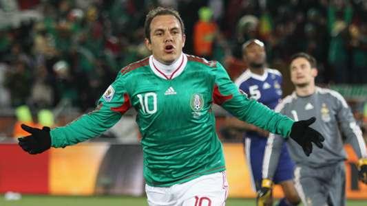Cuauhtemoc Blanco Mexican player