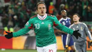 Cuauhtemoc Blanco Mexican player