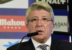 Enrique Cerezo Atletico Madrid