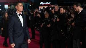 Cristiano Ronaldo movie premiere
