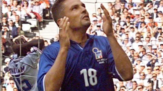 Roberto Baggio - Italy