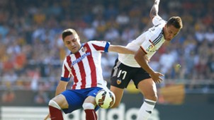Cristian Rodriguez Rodrigo Moreno Valencia Atletico Madrid La Liga