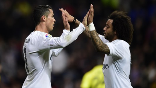 Cristiano Ronaldo Marcelo Real Madrid Villarreal 200416