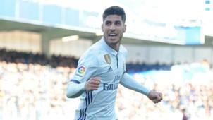 Marco Asensio Eibar Real Madrid LaLiga 04032017