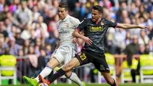 Diego Reyes Cristiano Ronaldo Real Madrid Espanyol LaLiga