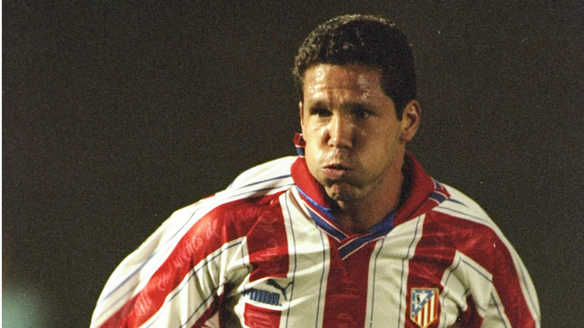 Diego Simeone Atletico 1996