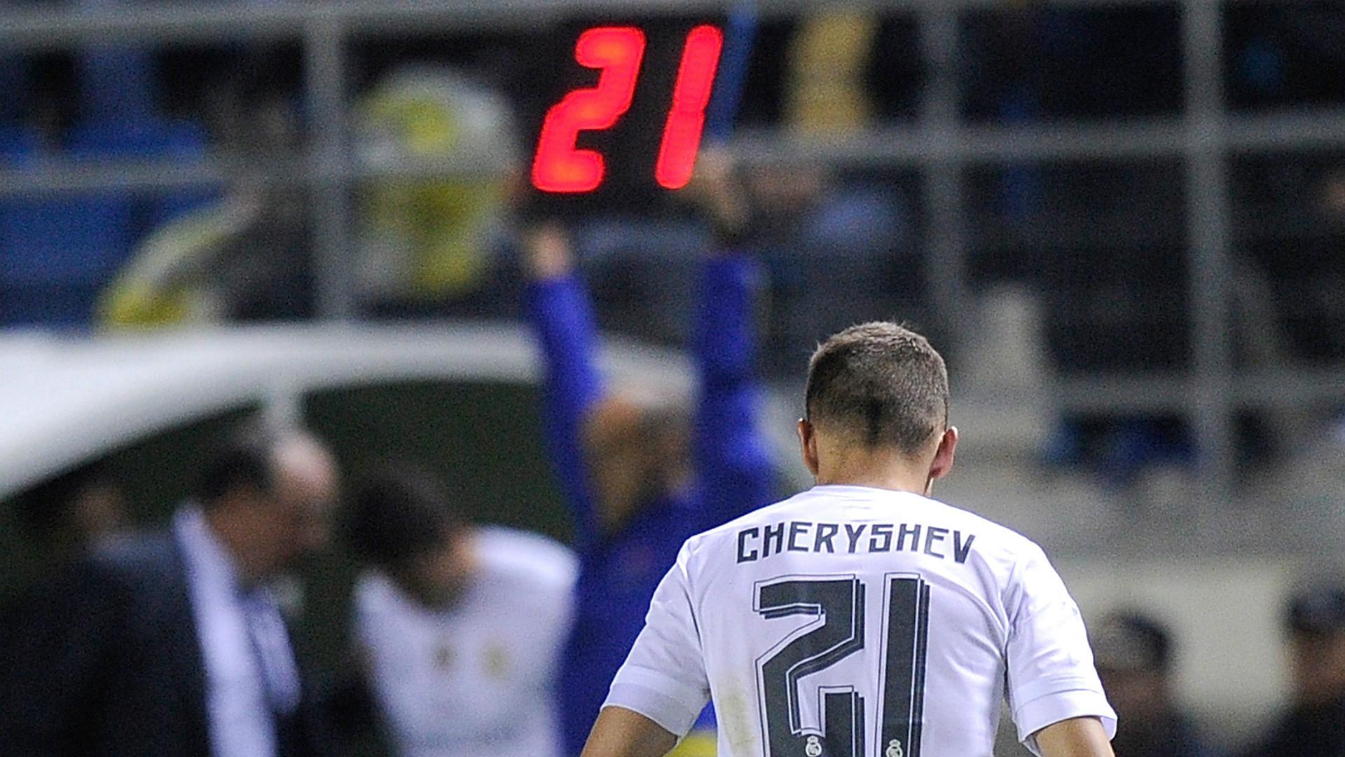 Denis Cheryshev Cadiz Real Madrid Copa del Rey 2122015