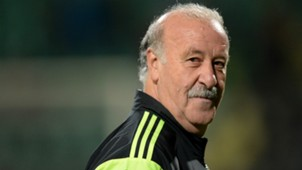 Vicente del Bosque Spain 10082014
