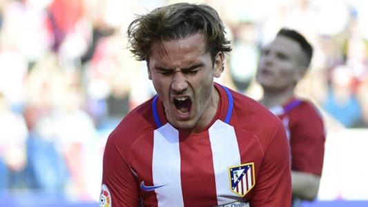 Antoine Griezmann Atletico Madrid Sevilla La Liga