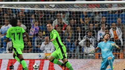 Bruno Cesar goal Real Madrid Sporting CP 14092016