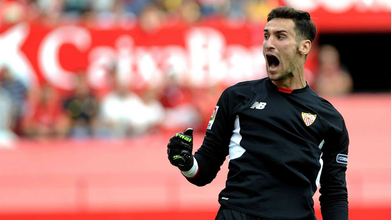 Sergio Rico Sevilla