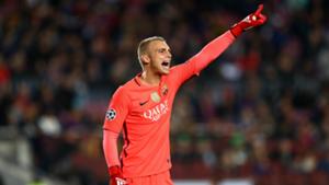 Jasper Cillessen Barcelona Borussia Monchengladbach Champions League