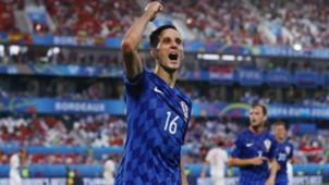 Nikola Kalinic Croatia Spain Euro 21062016