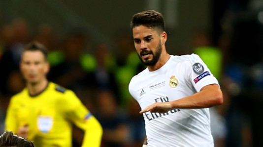 UCL FINAL REAL MADRID ATLETICO ISCO 28052016