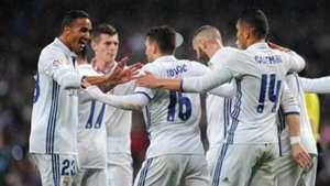 Real Madrid Real Sociedad LaLiga 29012016