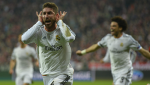 Real Madrid Bayern Champions League 2014