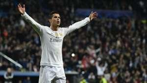 Cristiano Ronaldo Real Madrid Malmoe UEFA Champions League 08122015