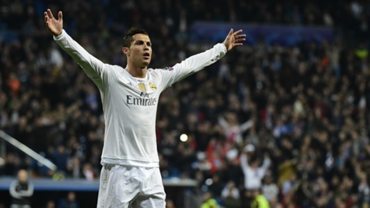 Cristiano Ronaldo Real Madrid Malmoe UEFA Champions League 08122015