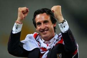 Unai Emery Sevilla Benfica Europa League 05142014