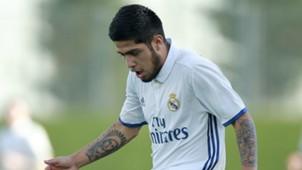 Sergio Diaz Real Madrid