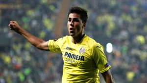 Rodrigo Villarreal Osmanlispor Europa League