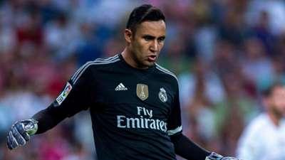 Keylor Navas Real Madrid Betis La Liga