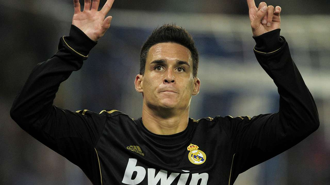 Callejon Real Madrid