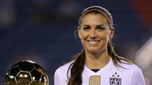 Alex Morgan USA
