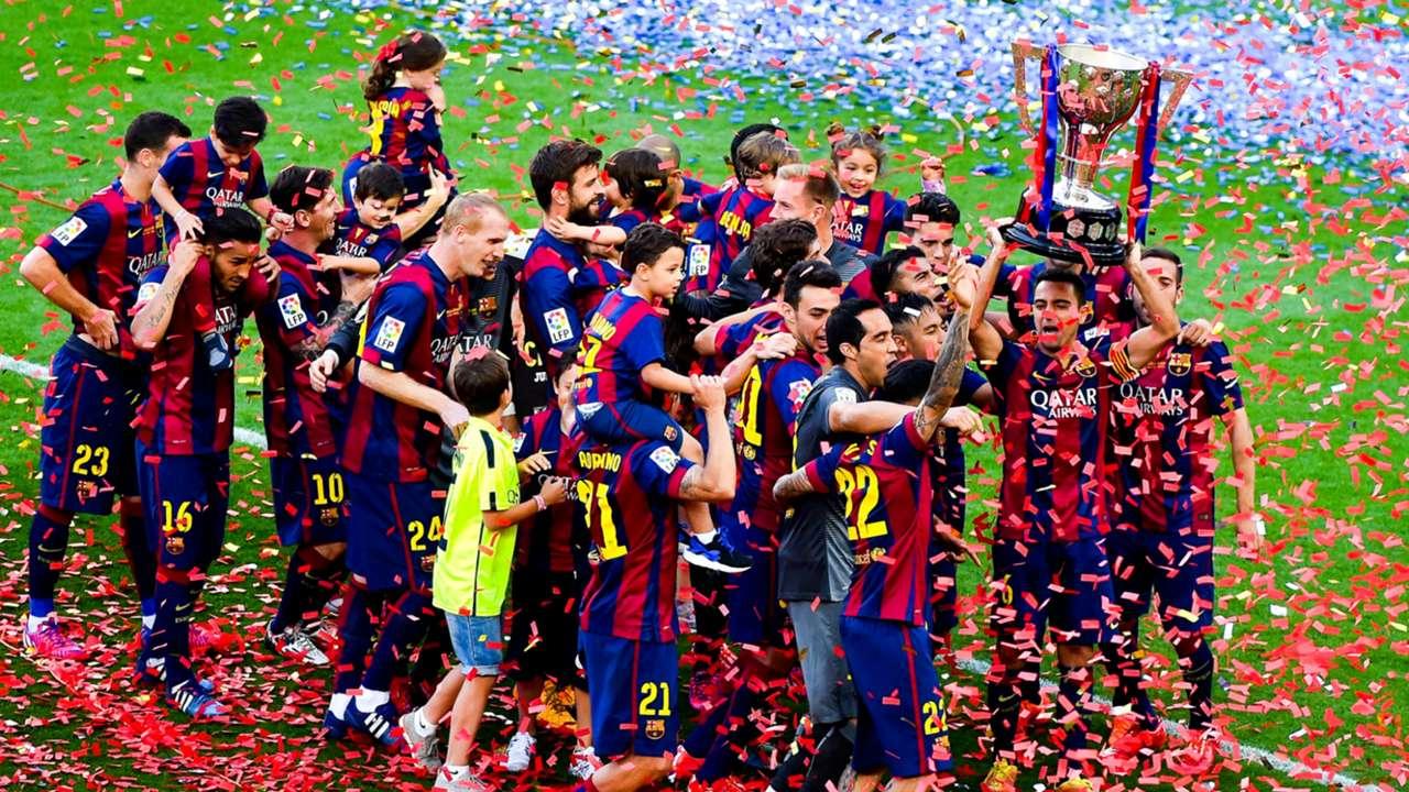Barcelona Liga BBVA