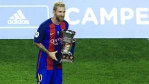 Lionel Messi Barcelona Sevilla Supercup 17082016