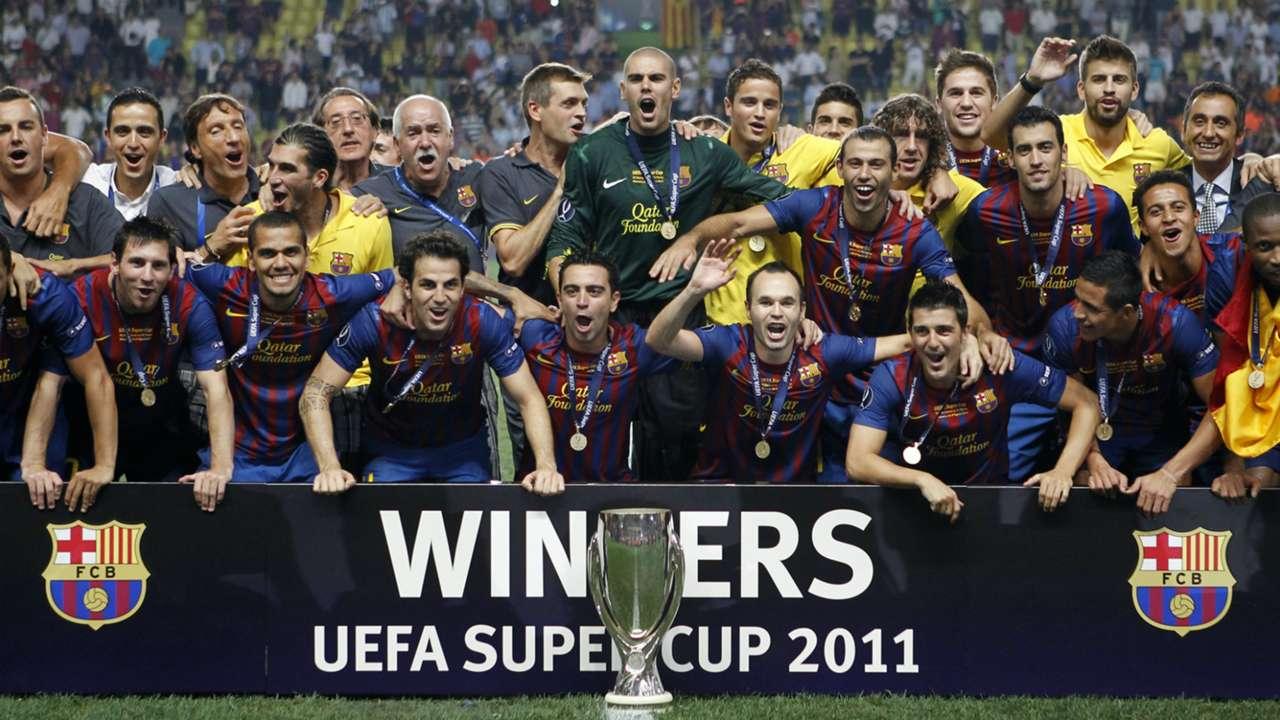 Barcelona Porto Supercup 2011