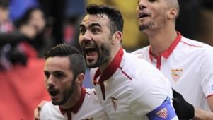 Pablo Sarabia Vicente Iborra Osasuna Sevilla LaLiga