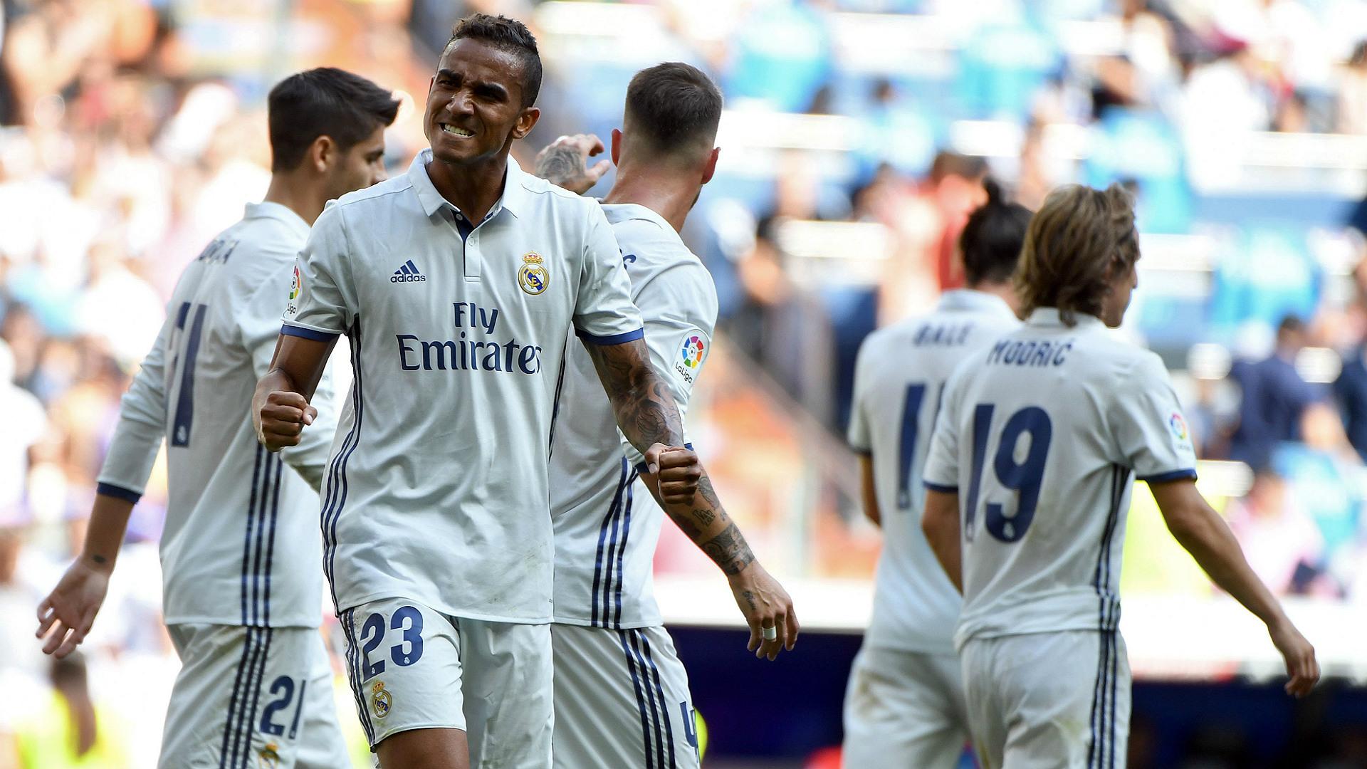 Danilo Real Madrid Osasuna LaLiga