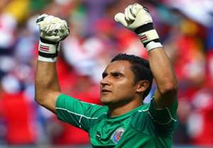 Keylor Navas Italy v Costa Rica: Group D - 2014 FIFA World Cup 20062014