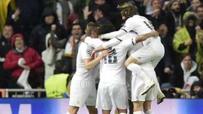 Gareth Bale Modric Real Madrid vs Wolfsburg