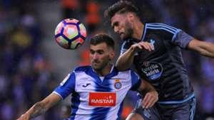 Sergi Gomez Baptistao Espanyol Malaga LaLiga