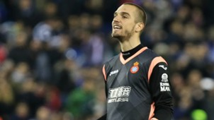 Pau Lopez Espanyol Barcelona La Liga 02012016