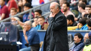 Vicente Del Bosque Spain Korea Friendly 01062016