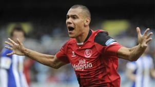 Timothee Kolodziejczak La Liga Real Sociedad Sevilla 22022015