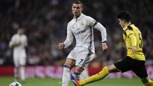 Ronaldo Bartra Real Madrid Borussia Dortmund Champions League