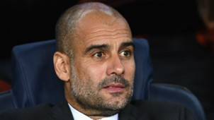 Pep Guardiola Barcelona Manchester City Champions League