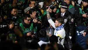 Sergio Ramos Real Madrid Kashima FIFA Club World Cup final 18122016