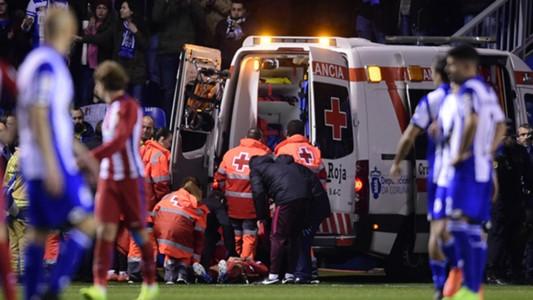 Fernando Torres Deportivo Coruna Atletico Madrid LaLiga 02032017
