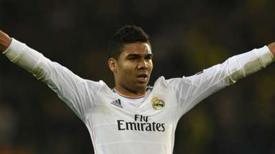Casemiro Real Madrid Spain