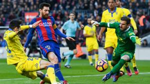 Lionel Messi goal Barcelona Las Palmas La Liga