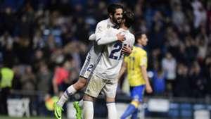 Isco Alvaro Morata Real Madrid Las Palmas LaLiga