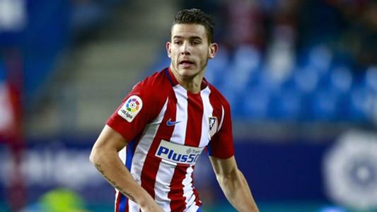 Lucas Hernandez Atletico Madrid